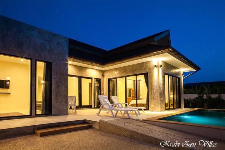 Calm and Cozy Pool Villa