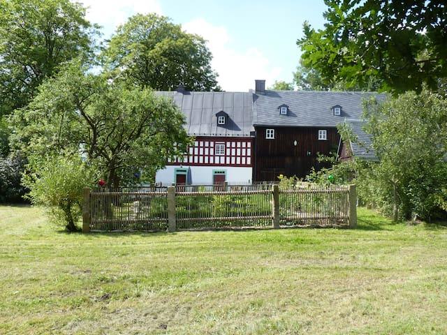 Atempause im Fichtelgebirge - Tröstau - Apartamento