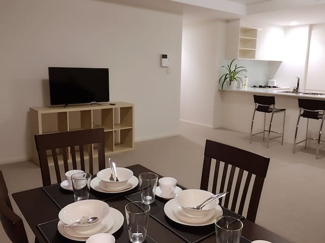 New apt 10 mins to pymble station - Pymble - Lejlighed