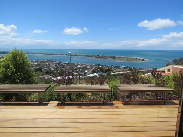 Modern apartment. Stunning views. - Christchurch - Appartement