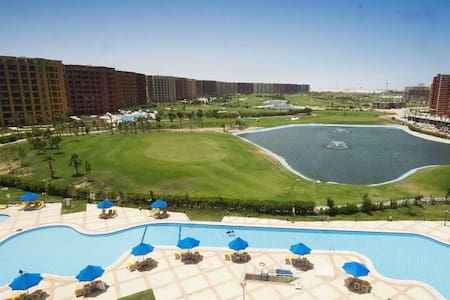 Golf Porto Marina with sea view