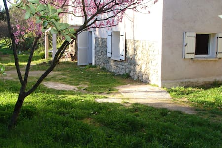 Grand studio au calme près de Corté - Santa-Lucia-di-Mercurio