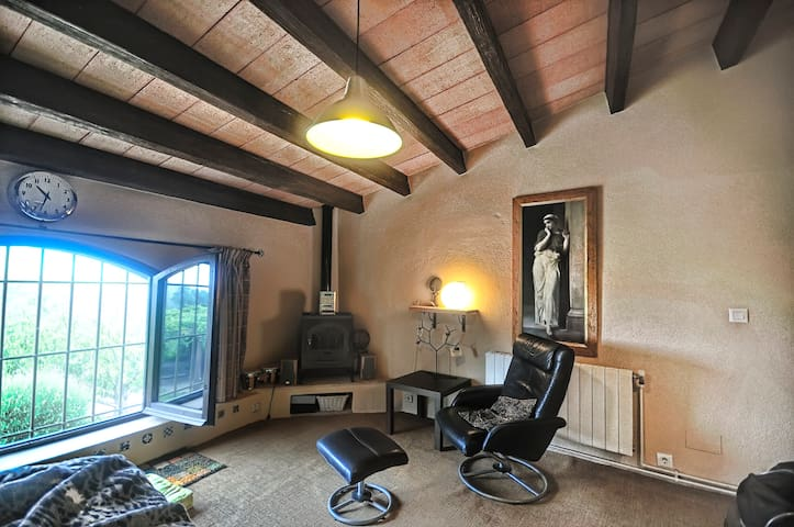 Can Torras Farmhouse Studio Suite - Quart - Penzion (B&B)