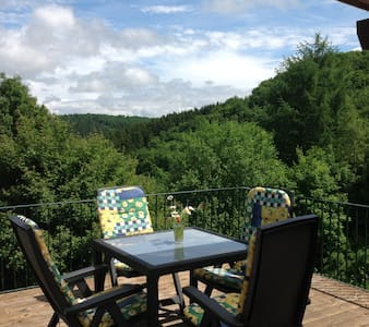 Apartment in nature of the Eifel! - Kopp - Lakás