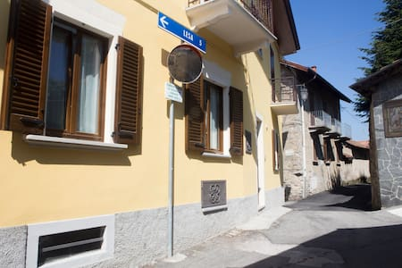 Residenza La Vecchia Posteria - Comnago - Appartement