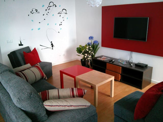 Bel appartement T2 avec piscine - Cabanas de Tavira - อพาร์ทเมนท์