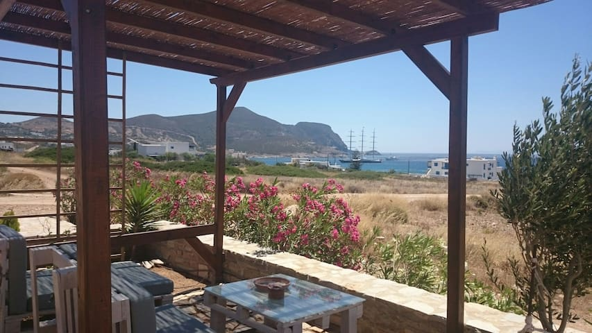 Luxury apartments in Antiparos 57sq - Antiparos - Appartement