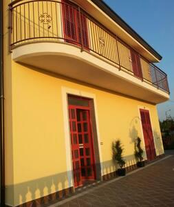 1. VILLA STELLA, stanza sing/doppia - Praia A Mare
