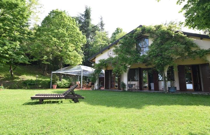 Villa Glicine, comfort & relax