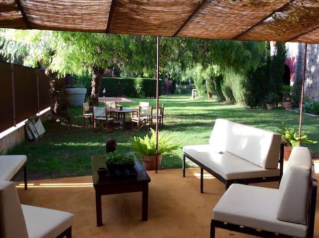Casa con encanto en el Empordà - Saldet, Ventalló - Huis