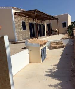 Casa tipica de la isla - Formentera - Casa