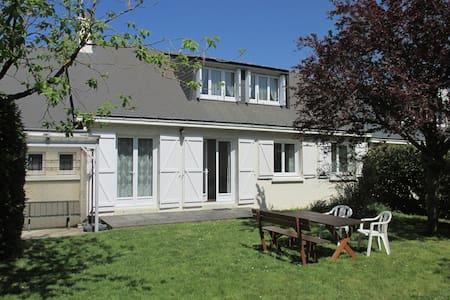 Maison agréable, calme, jardin clos - Ancenis - Casa