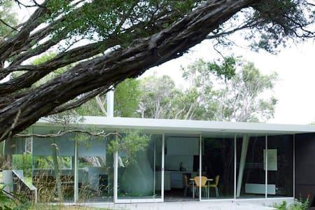 Cape Schanck House, Robin Boyd award- deep cleaned