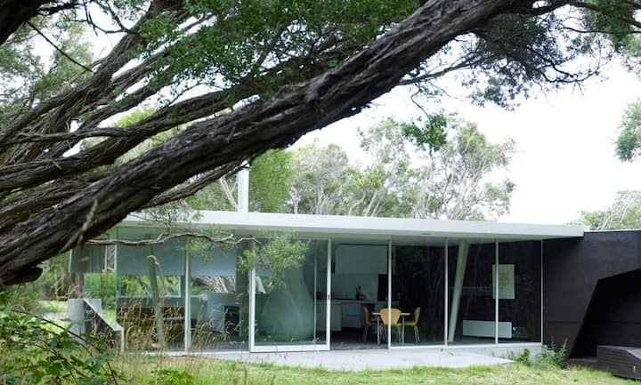 Cape Schanck House Design Escape, Robin Boyd award