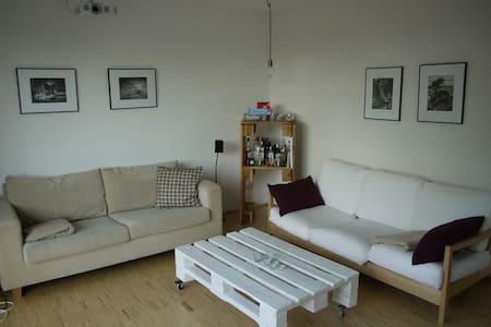 Über den Kronen des Alaunparks - Apartamento