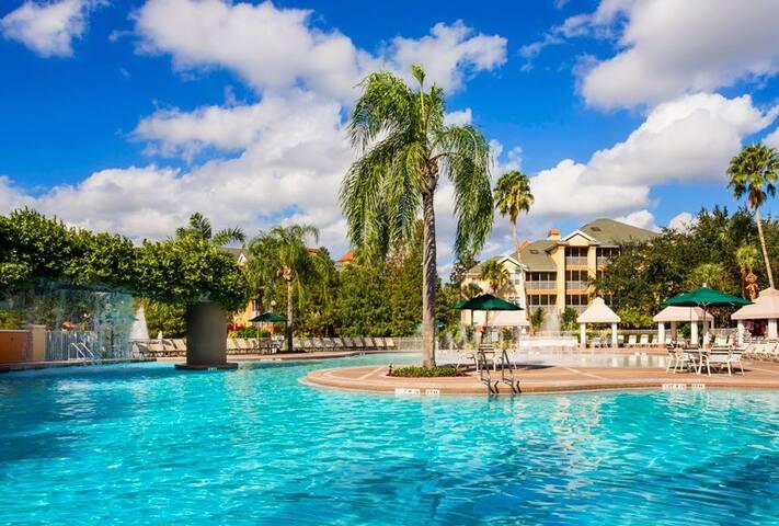 Sheraton Vistana Family Villa 2BR - Orlando - Apartamento