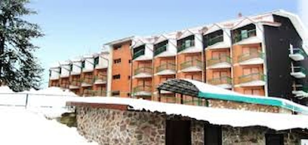 Bilocale Villaggio Palumbo Sila - Cotronei - Kondominium