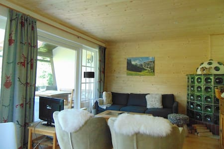 Luxurious chalet in St Oswald - Bad Kleinkirchheim - Maison