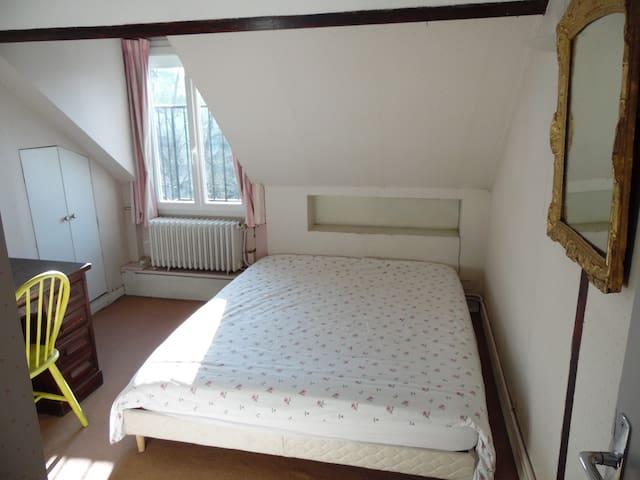 Chambre chez l'habitant - Vincennes - House