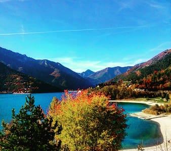 appartamento vista lago - Molina di Ledro