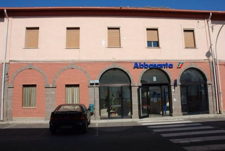 Rooms in the heart of Sardinia - Abbasanta - Huis