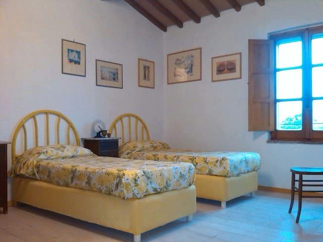 Stanza in rustico maremmano - Bagno di Gavorrano - Dům