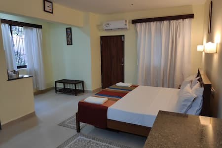 1BK apartment in Goa near Majorda Beach 2