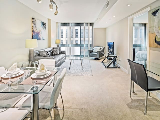 Private & Clean 1BR   Furnished    Penn Qtr   GLS