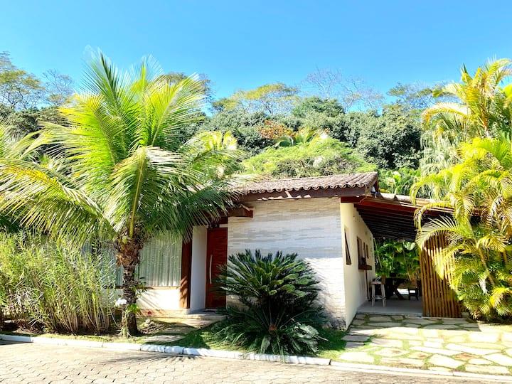 Casa Aconchegante em Condomínio - Praia de Paúba