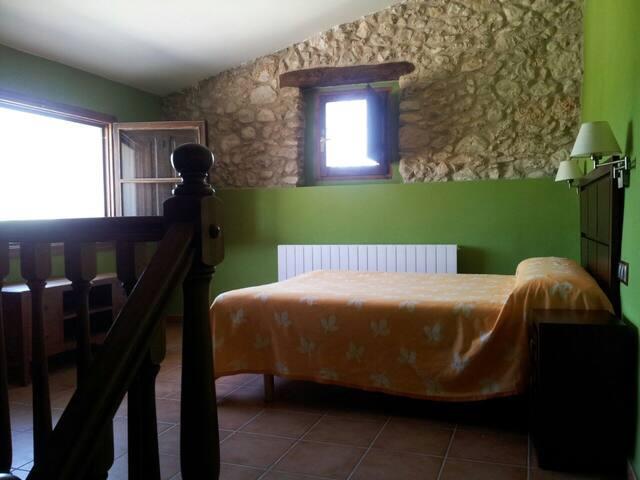 Habitación con lavabo privado - Sant Jaume dels Domenys - Villa
