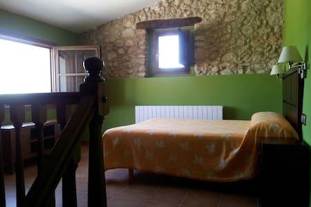 Habitación con lavabo privado - Villa
