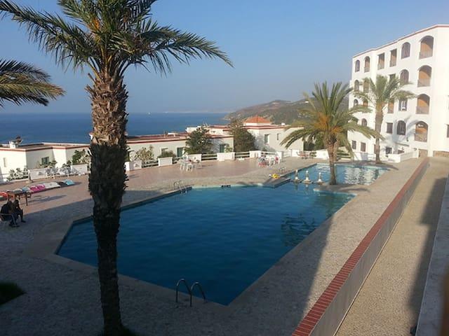 Hotel Tarifa Tanger - Tangier - Daire