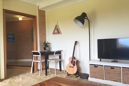Spacious and private one bedroom apartment - Balgownie - Huoneisto