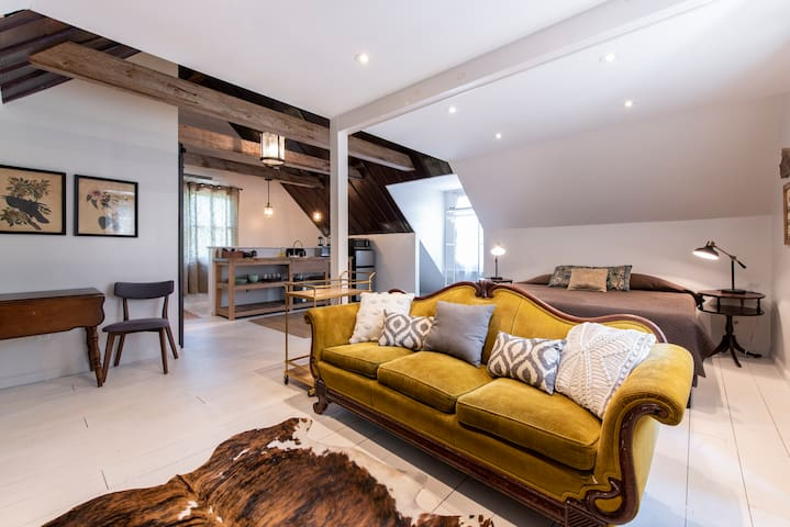 The Loft at Pewee Valley