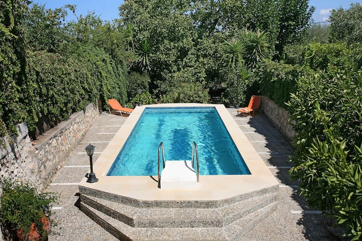 Villa, Private Pool, Garden, BBQ - Crete