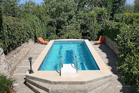 Villa, Private Pool, Garden, BBQ - Crete - Huvila