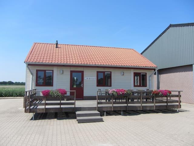 vakantiehuis de Pannepot