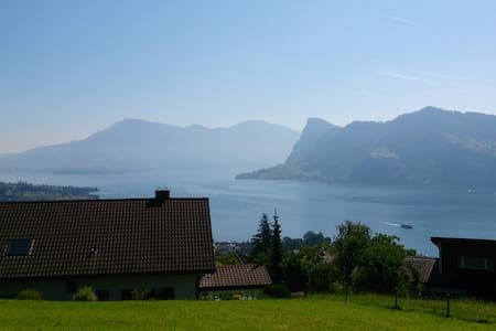185 sqm lake view Luzern - Hergiswil