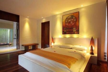 Villa Tiara Lombok - West Lombok Island  - Casa