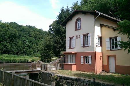Gîte insolite L'Ecluse n°4 - Arzviller - Hus