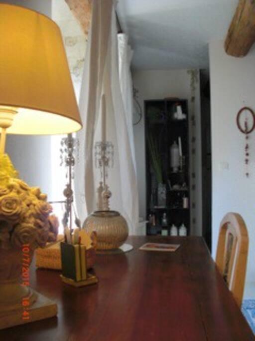 Chambre romantique chambres d 39 h tes louer saint for Chambre hote 95