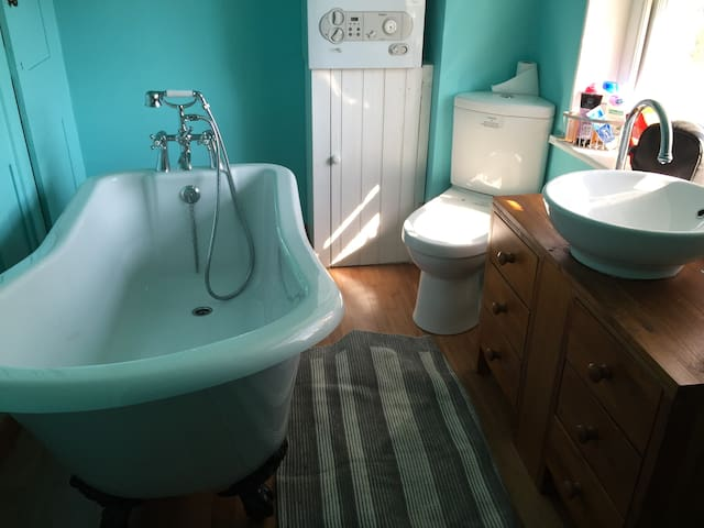 1850s cottage, own bathroom - St Mary Cray, Orpington - Szoba reggelivel