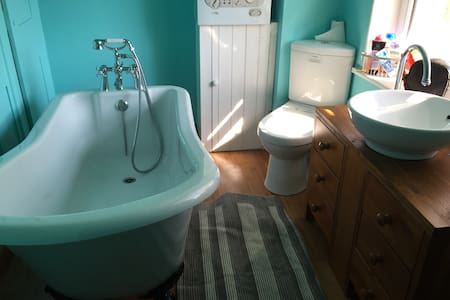 1850s cottage, own bathroom - St Mary Cray, Orpington - Bed & Breakfast