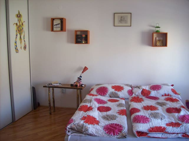 Quiet and cozy, close to nature, free parking - Belgrado - Apartamento
