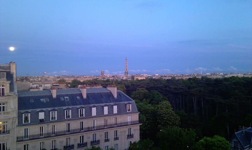 ★ Studio vue magnifique 14m2 ★ - Neuilly-sur-Seine