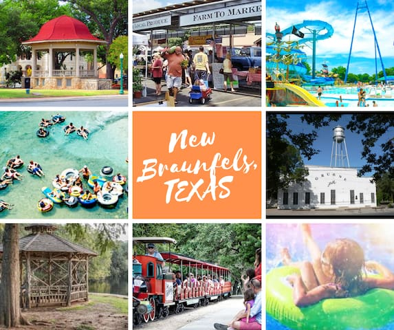 Guidebook for New Braunfels