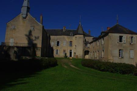 Gite du Château de Bussy La Pesle