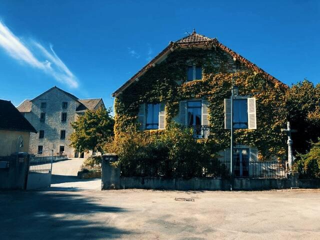 Charmante Chambres d'hôtes Moulin Papotte