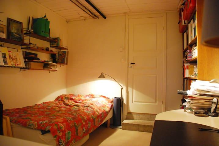 Bedroom 5, 90 cm bed