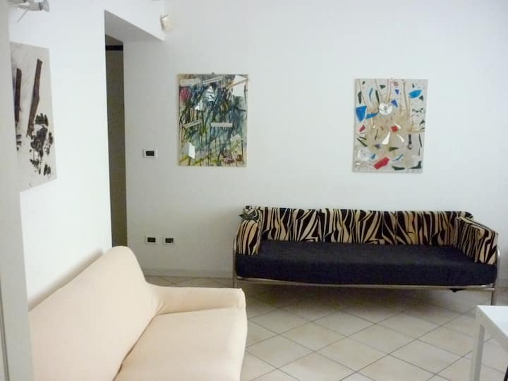 House with 2 bedrooms in Bologna, with terrace and WiFi